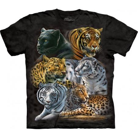 Big Cats T-Shirt The Mountain