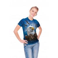 Guardian Eagle T-Shirt The Mountain