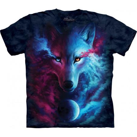 Where Light and Dark Meet T-Shirt The Mountain