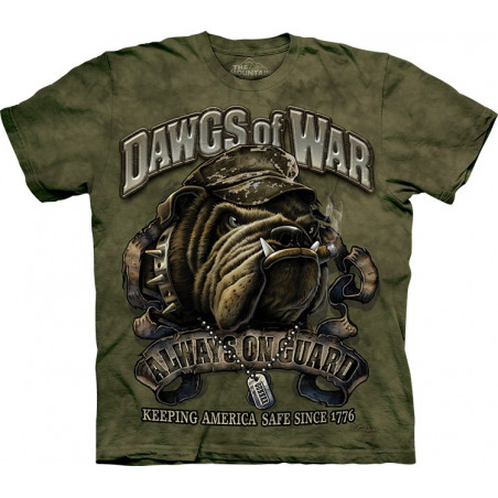 Dawgs of War T-Shirt The Mountain