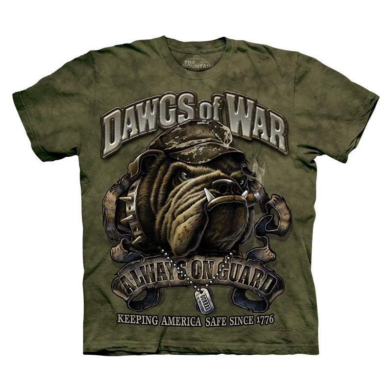 Dawgs of War T-Shirt The Mountain