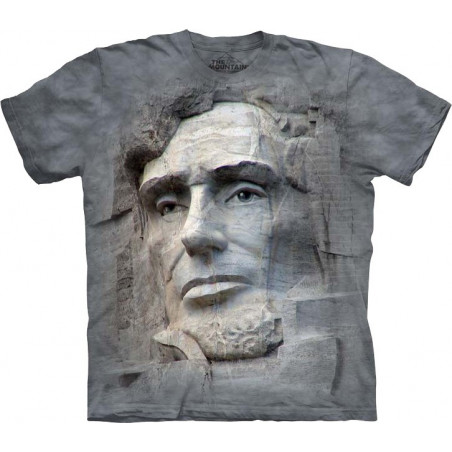 Rock Face Lincoln T-Shirt