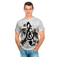 Music Kittens T-Shirt The Mountain