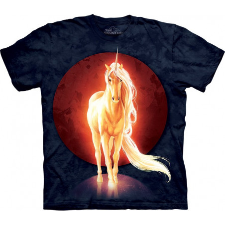 Last Unicorn T-Shirt The Mountain