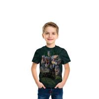 Raptor Gang T-Shirt The Mountain