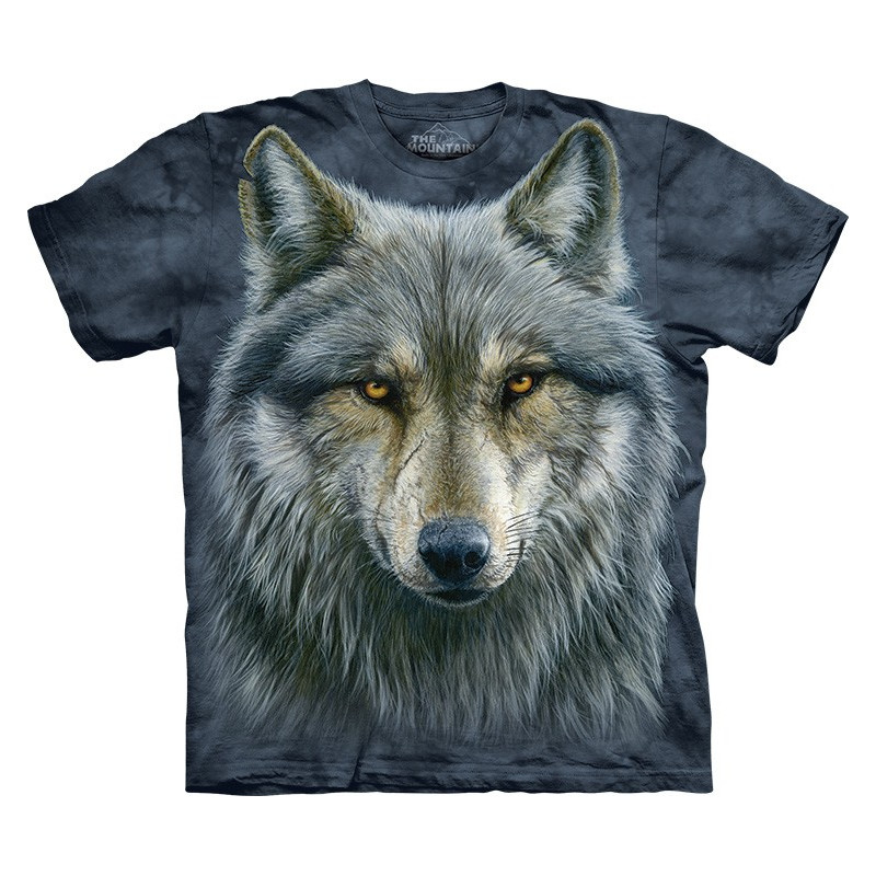 novelty warrior wolf t shirt. Black Bedroom Furniture Sets. Home Design Ideas