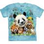 Zoo Selfie T-Shirt The Mountain