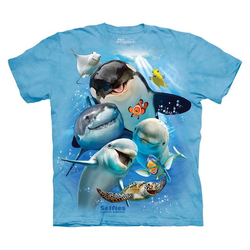 Ocean Selfie T-Shirt The Mountain