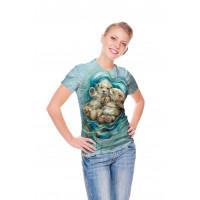 A Love Like No Otter T-Shirt The Mountain