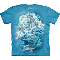 Bergsma Dolphins T-Shirt The Mountain