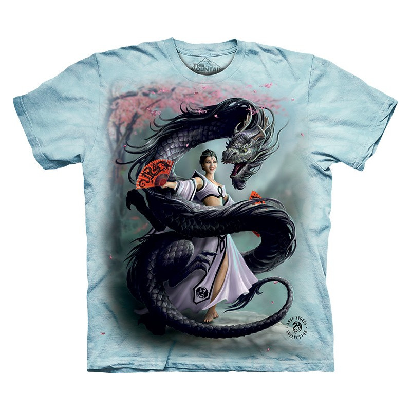 Dragon Dancer T-Shirt The Mountain