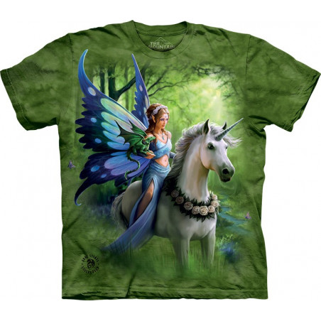 Realm Of Enchantment T-Shirt The Mountain