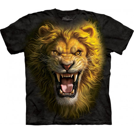 Asian Lion T-Shirt The Mountain