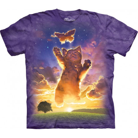 Kitten Cloud T-Shirt