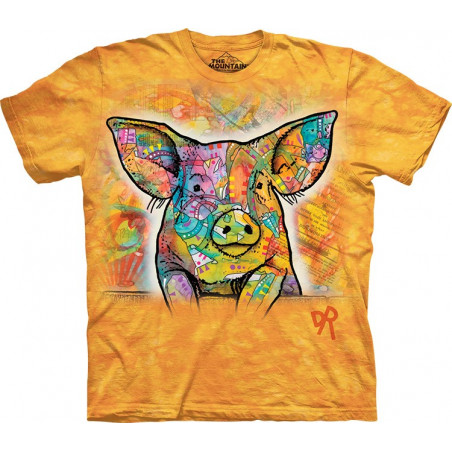 Russo Pig T-Shirt The Mountain