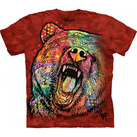 Russo Grizzly T-Shirt The Mountain