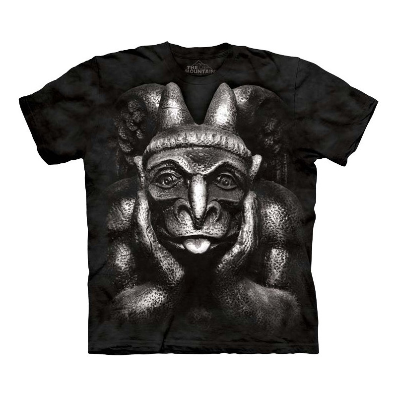 Gargoyle T Shirt The Mountain Clothingmonster Com