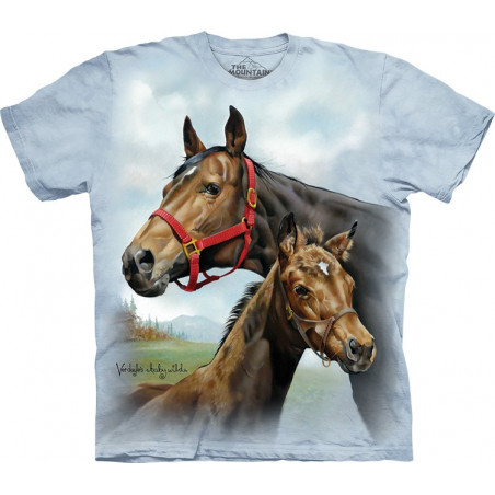 Horses Hope For the Roses T-Shirt