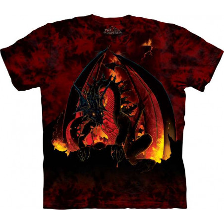 Fireball T-Shirt The Mountain