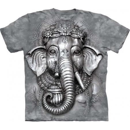 Big Face Ganesh T-Shirt The Mountain