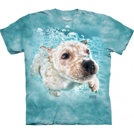 Funny Underwater Corey T-Shirt The Mountain