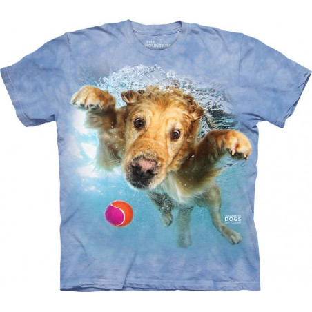 Dog Underwater Frisco T-Shirt The Mountain