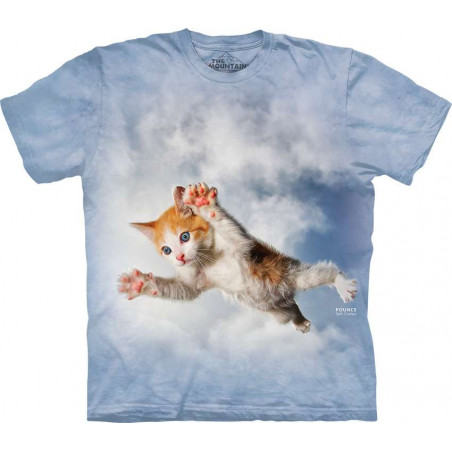 Pounce Bieber T-Shirt The Mountain