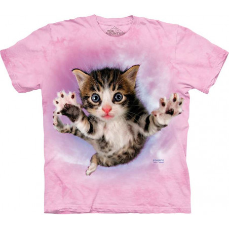Funny Pounce Chicken T-Shirt