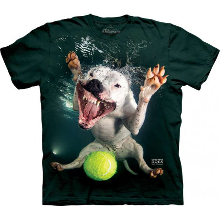 Dog Underwater Grace T-Shirt