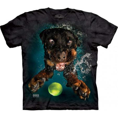 Dog Underwater Mylo T-Shirt The Mountain