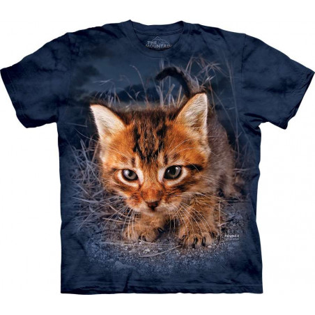 Cool Pounce Captain Snuggles T-Shirt The Mountain
