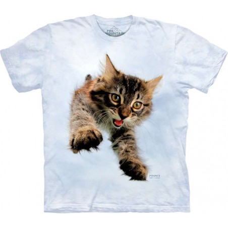 Pounce Doc T-Shirt The Mountain