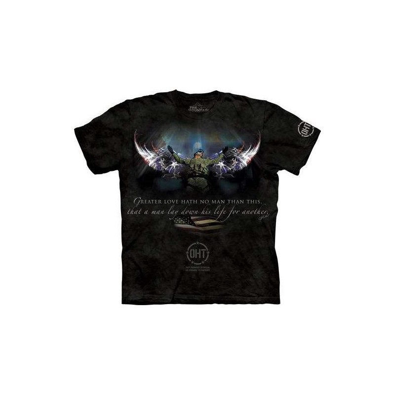 Winged Soldier T-Shirt The Mountain