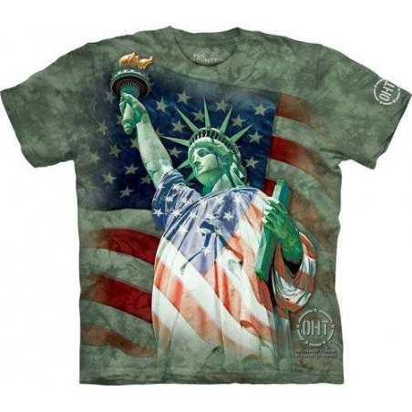 Defending Liberty T-Shirt The Mountain