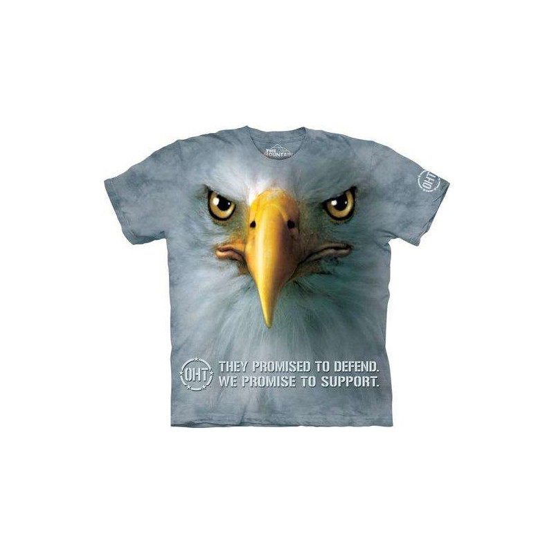 Support Eagle T-Shirt The Mountain