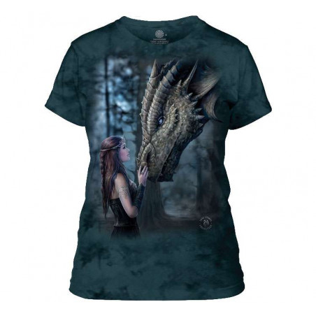 Once Upon a Time Ladies T-Shirt The Mountain
