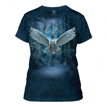 Awake Your Magic Ladies T-Shirt The Mountain