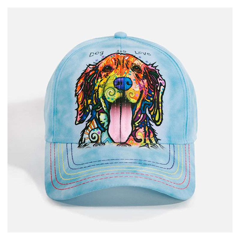 Dog Is Love Hat The Mountain