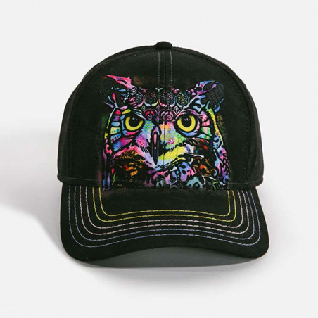 Russo Owl Hat The Mountain