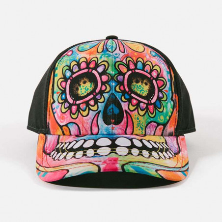 Day Of The Dead Hat The Mountain