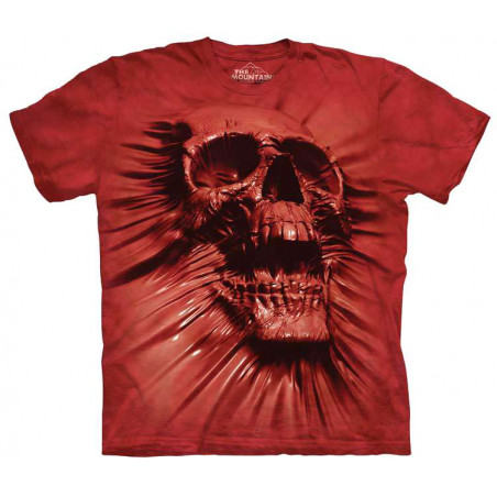 Skull Inner Spirit T-Shirt The Mountain