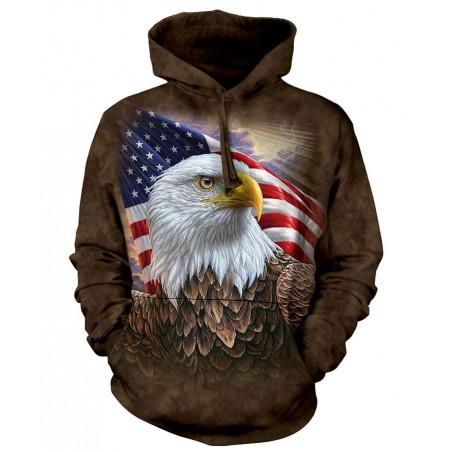 Independence Eagle Hoodie