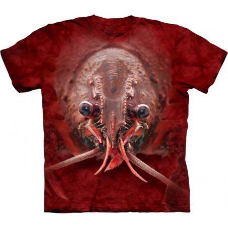 Lobster Face T-Shirt The Mountain