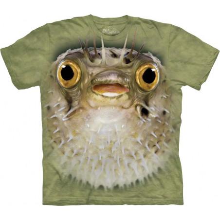 Big Face Blow Fish