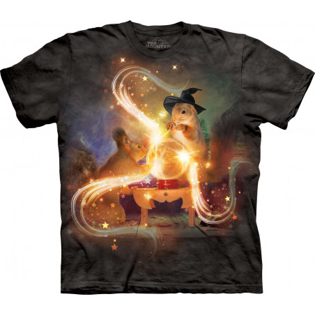 Magic Squirrels T-Shirt The Mountain
