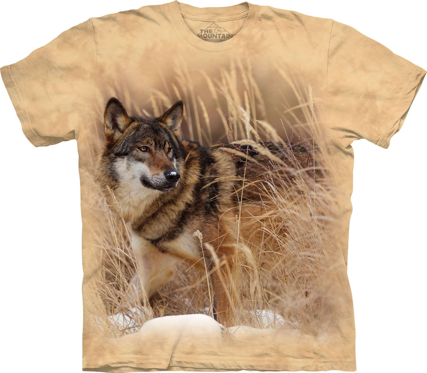 8ca563839 The Mountain T Shirts Wolf