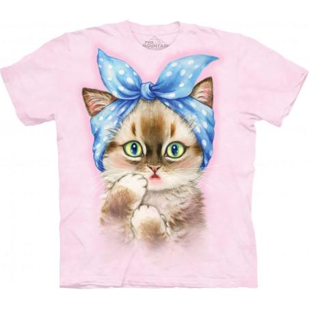 Pin-Up Kitten T-Shirt