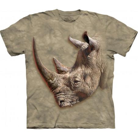 White Rhino T-Shirt The Mountain