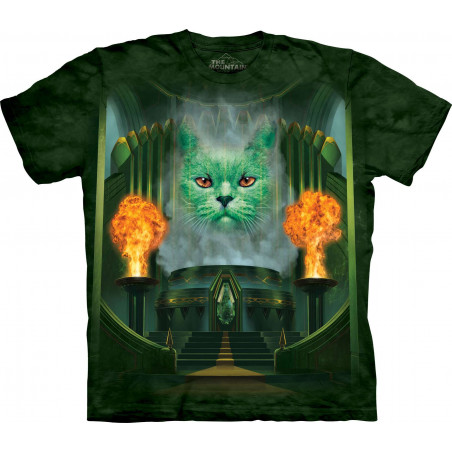 Cat the Great & Powerful T-Shirt The Mountain