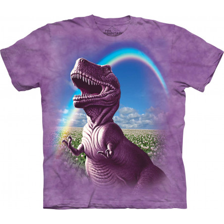 Happiest T-Rex T-Shirt The Mountain